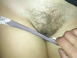 Fretting on her give one's eye-teeth with the addition of soft pussy till I cum